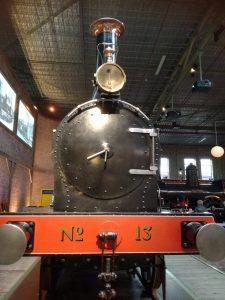Het Spoorwegmuseum is een boeiende belevenis