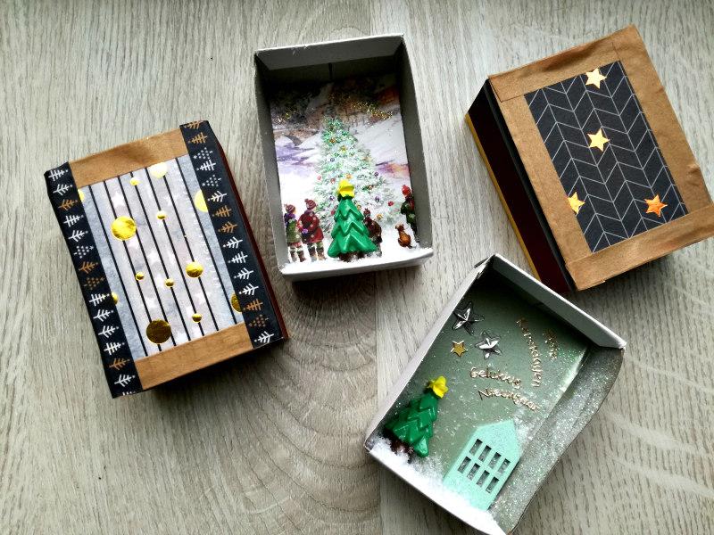 idee kerstkaart maken