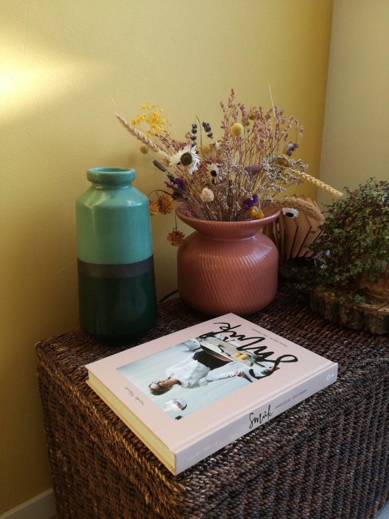 Smuk een boek met zelfmaakprojecten