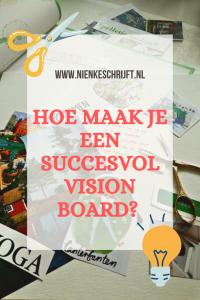 vision board maken